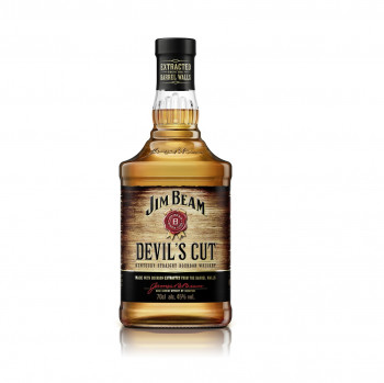 Jim Beam Devil's Cut Kentucky Straight Bourbon Whiskey 45% Vol. 700ml