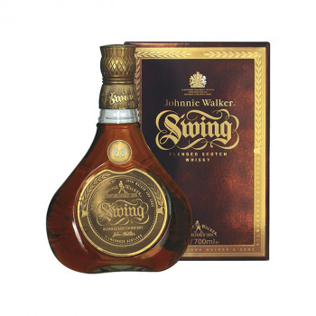 Johnnie Walker Swing, Blended Scotch Whisky 40% Vol. 700ml