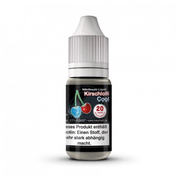 Kirschlolli Cool Nicsalt 10ml 20mg Liquid by Kirschlolli