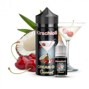 Cream of Coconut Cocktail 10ml Longfill Aroma by Kirschlolli