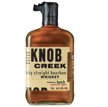 Knob Creek Kentucky Straight Bourbon Whisky 50% Vol. 700ml