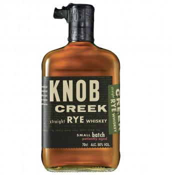 Knob Creek Rye Whisky 50% Vol. 700ml