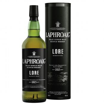Laphroaig Lore Islay Single Malt Scotch Whisky 48% Vol. 700ml