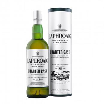 Laphroaig Quarter Cask Islay Single Malt Scotch Whisky 48% Vol. 700ml