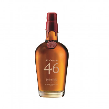 Maker's Mark Kentucky Straight 46 Bourbon Whisky 47% Vol. 700ml