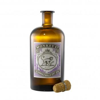 Monkey 47 Schwarzwald Dry Gin 47.0% 500ml