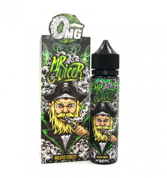 Mojito Forest Plus 50ml e Liquid by Mr.Juicer MHD Ware