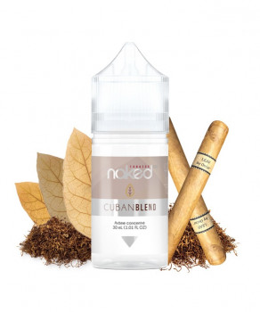 Cuban Blend 30ml Aroma by Naked 100