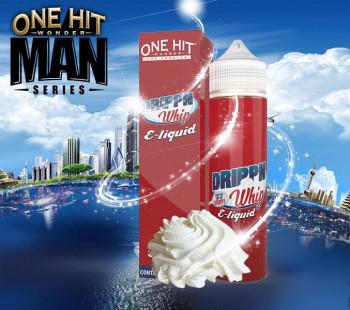 Drippin Whip (50ml) Plus e Liquid by One Hit Wonder