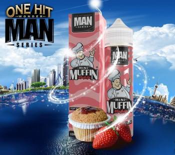 The Mini Muffin Man (50ml) Plus e Liquid by One Hit Wonder