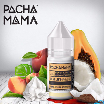 Peach Papaya Coconut Cream 30ml Aroma by Pacha Mama