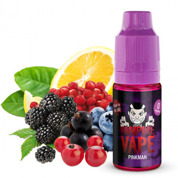 Pinkman 10ml Liquid by Vampire Vape