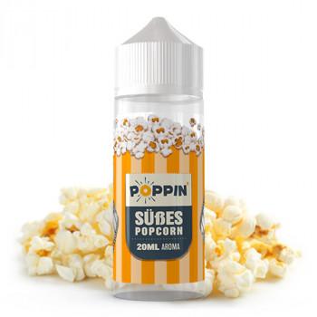 Süßes Popcorn 20ml Longfill Aroma by Poppin