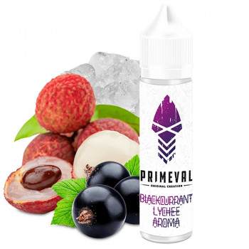 Blackcurrant Lychee 12ml Longfill Aroma by Primeval