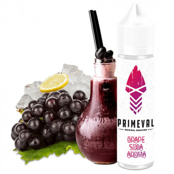 Grape Soda 12ml Longfill Aroma by Primeval