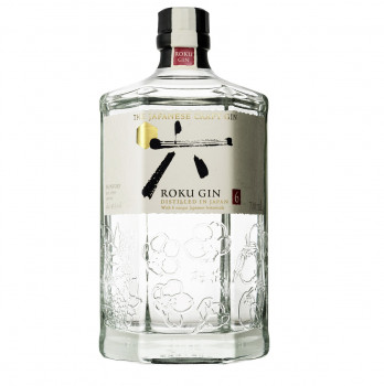 Roku The Japanese Craft Gin 43%Vol. 700ml