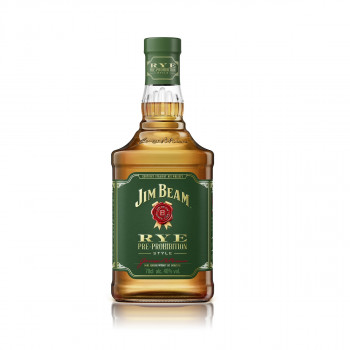 Jim Beam Rye Whiskey 40% Vol. 700ml