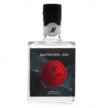 Saltwater´s Crew Only Gin 40% - 500ml