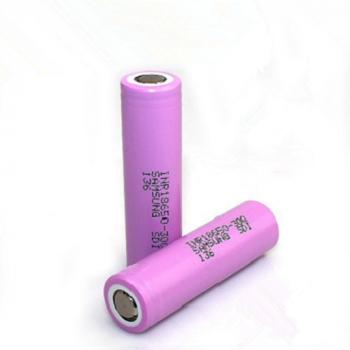 Samsung INR 18650-30Q - 3,6V - 3,7V, 3000mAh 15A ungeschützt Lithium Ionen Akku