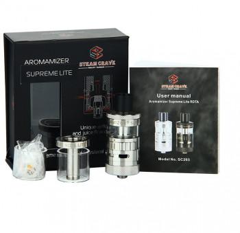 Steam Crave Aromamizer Supreme Lite RDTA SC203
