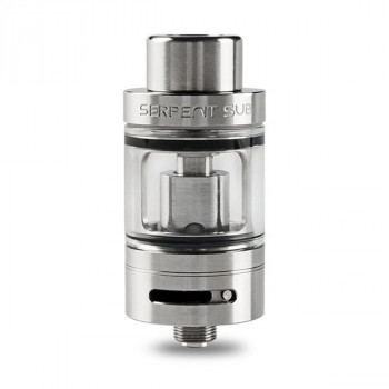 Wotofo Serpent Sub Tank 3,5ml Silber