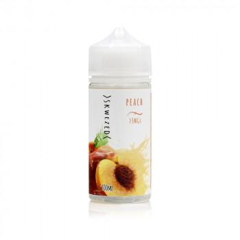 Peach (2x50ml) Plus by Skwezed E-Liquid