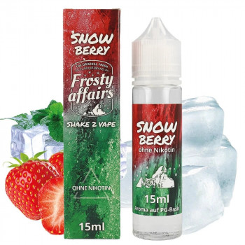 Snow Berry 15ml Longfill Aroma by Frosty Affairs