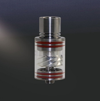 STEAM CRAVE RDA GLAS Rund Dripper Tröpfler