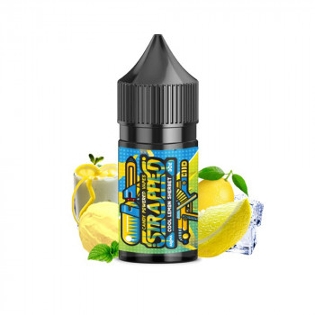 Cool Lemon Sherbet 30ml Aroma by Strapped