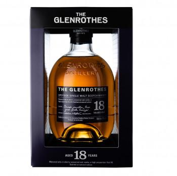 The Glenrothes 18 Jahre Speyside Single Malt Scotch Whisky 43% Vol. 700ml