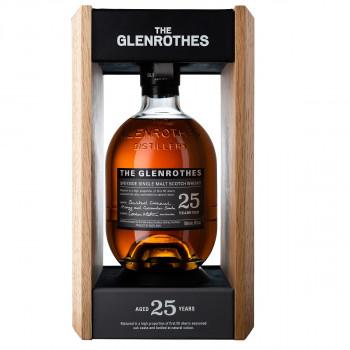 The Glenrothes 25 Jahre Speyside Single Malt Whisky 43% Vol. 700ml