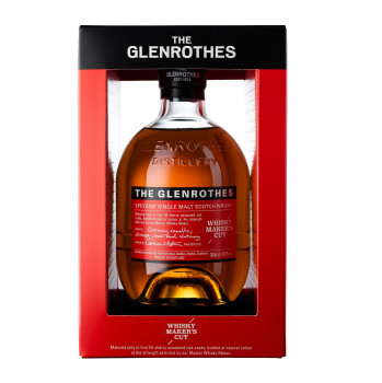 The Glenrothes Speyside Single Malt Scotch Whisky - Maker´s Cut 48,8% Vol. 700ml