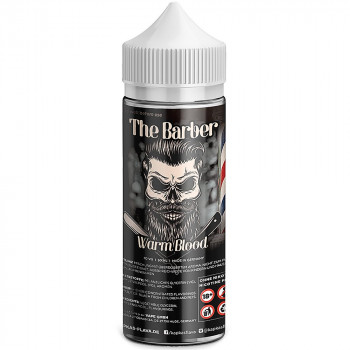 Warm Blood (50ml) Plus e Liquid by Kapka's Flava The Barber