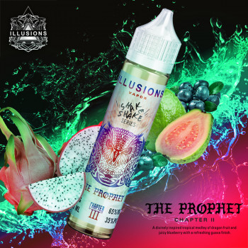 The Prophet (50ml) Plus e Liquid by Illusion Vapor