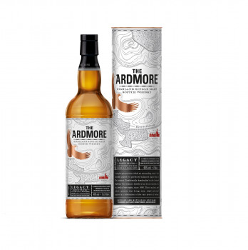 The Ardmore Legacy Highland Single Malt Scotch Whisky 40%Vol. 700ml