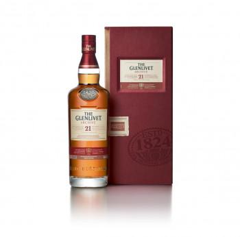 The Glenlivet 21 Jahre Single Malt Scotch Whisky 43% vol. 700ml