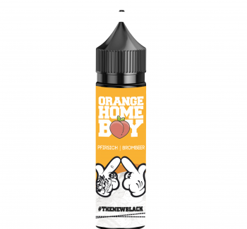 #thenewblack - Orange Home Boy 20ml Longfill Aroma by #GangGang