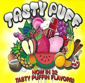 Tasty Puff Aroma 7ml 100 Tropfen DIY