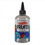 Kiwi Blueberry Strawberry Cherry 200ml Shortfill Liquid by Forbidden Fruits