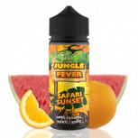 Safari Sunset 100ml Shortfill Liquid by Jungle Fever