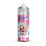 Bubblegum 100ml Shortfill Liquid by Kingston Silly Moo Moo