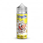 Lemon Meringue 100ml Shortfill Liquid by Kingston Silly Moo Moo