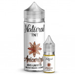 Anis-Lakritze Natural Serie 10ml Longfill Aroma by TNT Vape