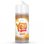 Orange Mango 100ml Shortfill Liquid by YeTi